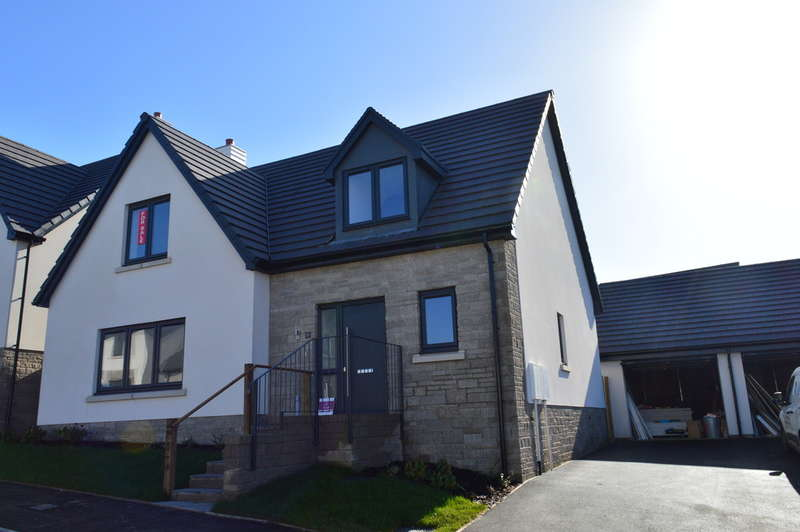 4 Bedrooms Detached House for sale in Keepers Gate