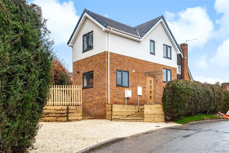 2 Bedrooms Detached House for sale in 1A First House, Uplands Drive, Bridgnorth, Shropshire, WV16 5DD