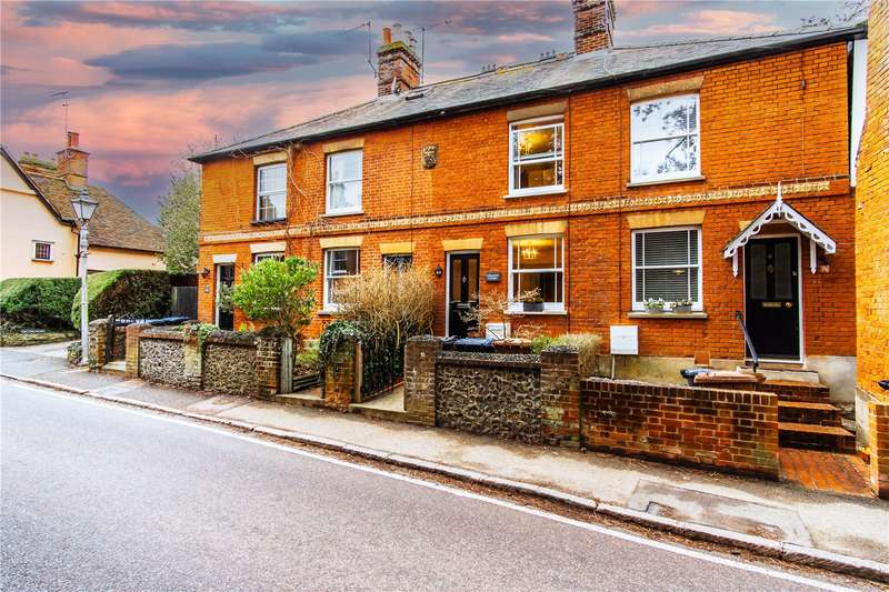 2 Bedrooms Terraced House for sale in Much Hadham
