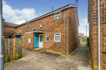 3 Bedrooms End Of Terrace House for sale in Wexham Close, Luton, Bedfordshire