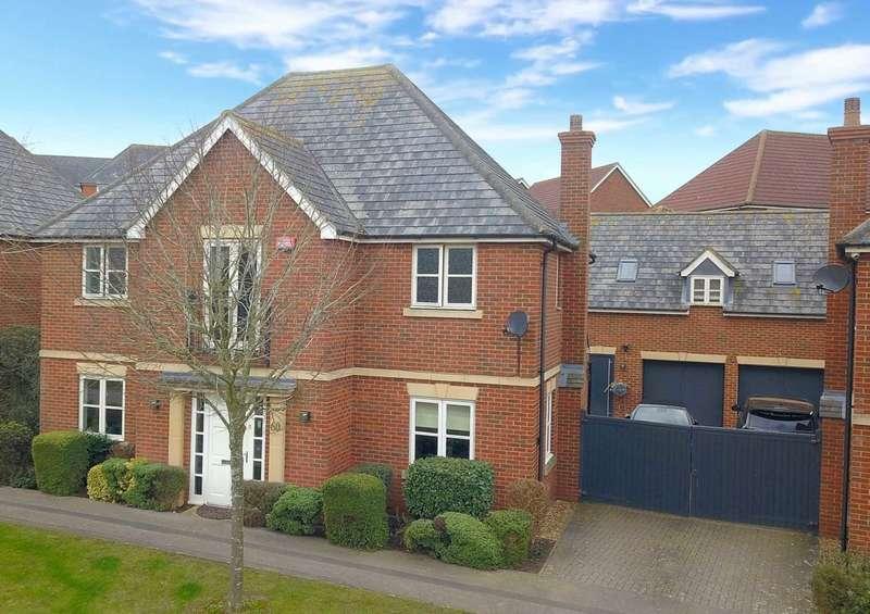 5 Bedrooms Detached House for sale in Vernier Crescent, Medbourne