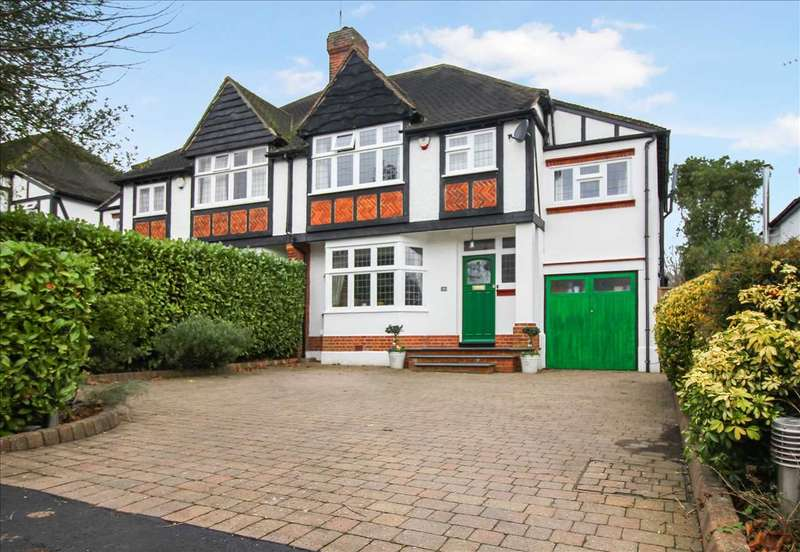 4 Bedrooms House for sale in Worrin Road, Shenfield, Brentwood