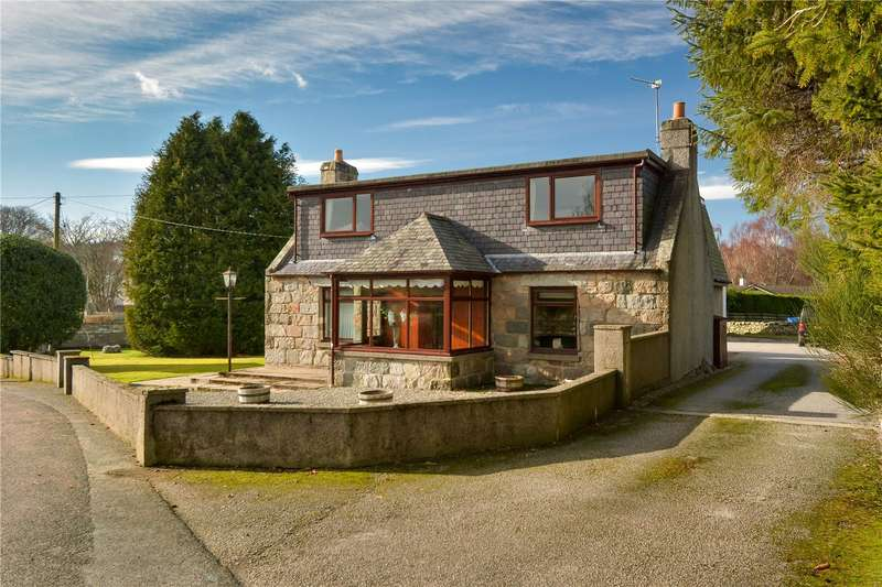 5 Bedrooms House for sale in Gate Lodge, Midmar, Inverurie, AB51