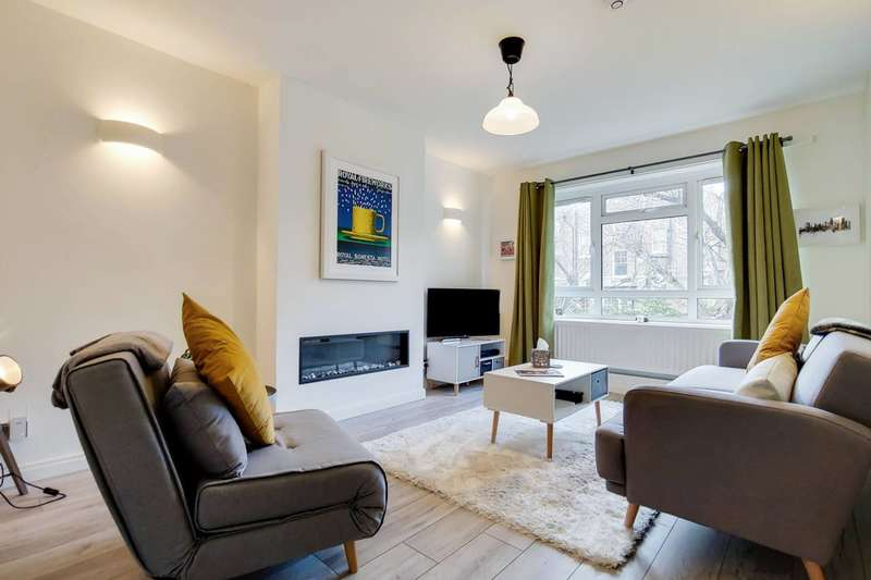 1 Bedroom Flat for rent in Courtney Road, Islington, N7
