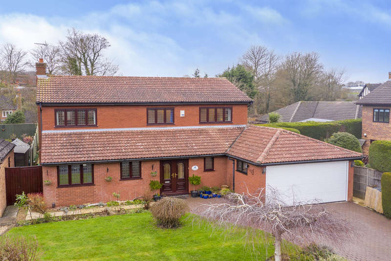 4 Bedrooms Detached House for sale in Highgrove Gardens, Edwalton, NG12 4DF