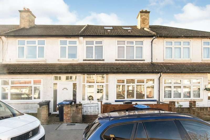 4 Bedrooms Terraced House for sale in Berne Road, Thornton Heath, Surrey, CR7
