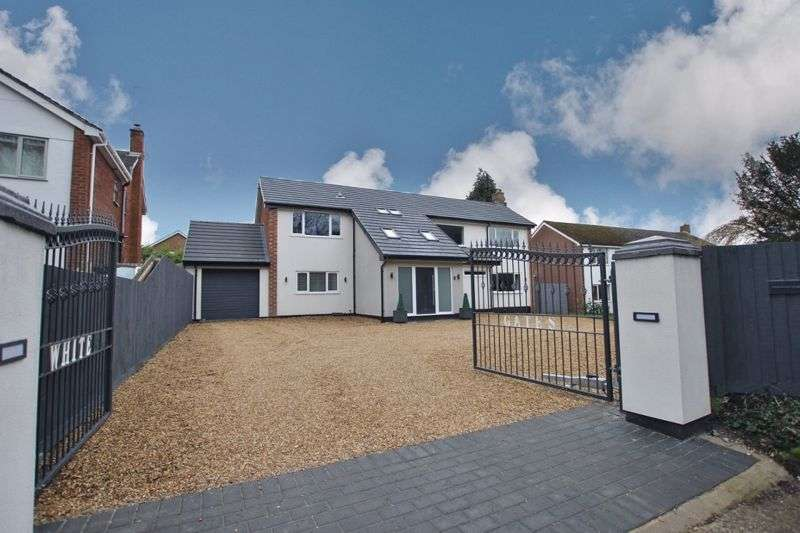 4 Bedrooms Property for sale in Hinderton Road, Neston, Cheshire