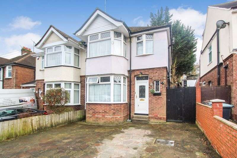 3 Bedrooms Property for sale in Meyrick Avenue, Luton