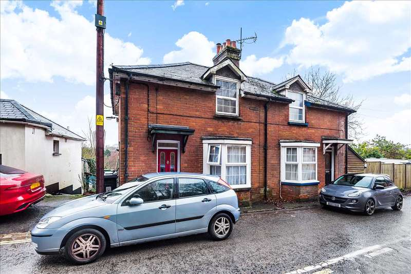 2 Bedrooms End Of Terrace House for sale in London Road, Whitchurch