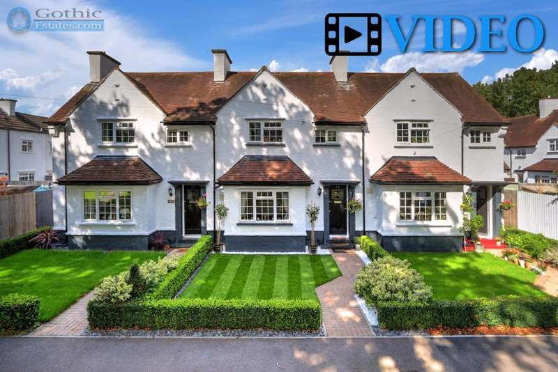 2 Bedrooms Terraced House for sale in Avon Road, Henlow, SG16 6HF