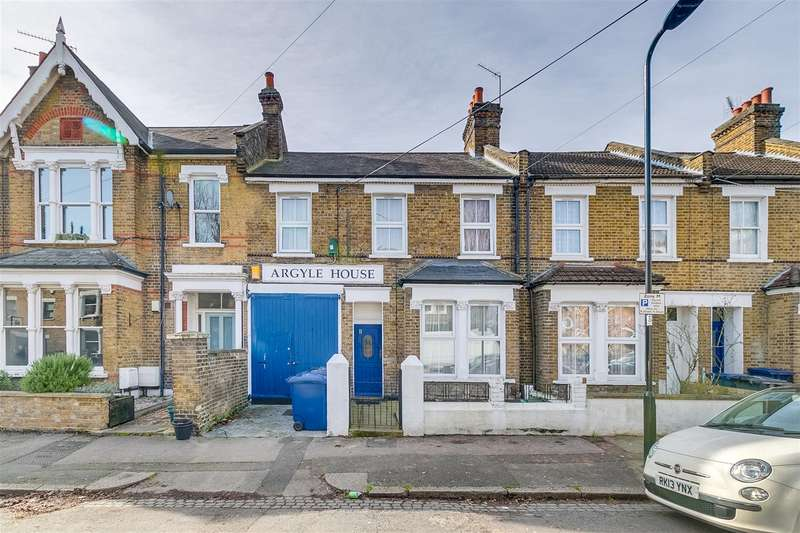 7 Bedrooms Terraced House for sale in Beaumont Road, London, W4