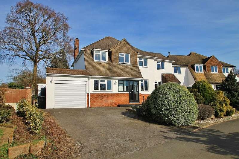 5 Bedrooms Detached House for sale in Kevan Drive, Send, Woking, Surrey, GU23