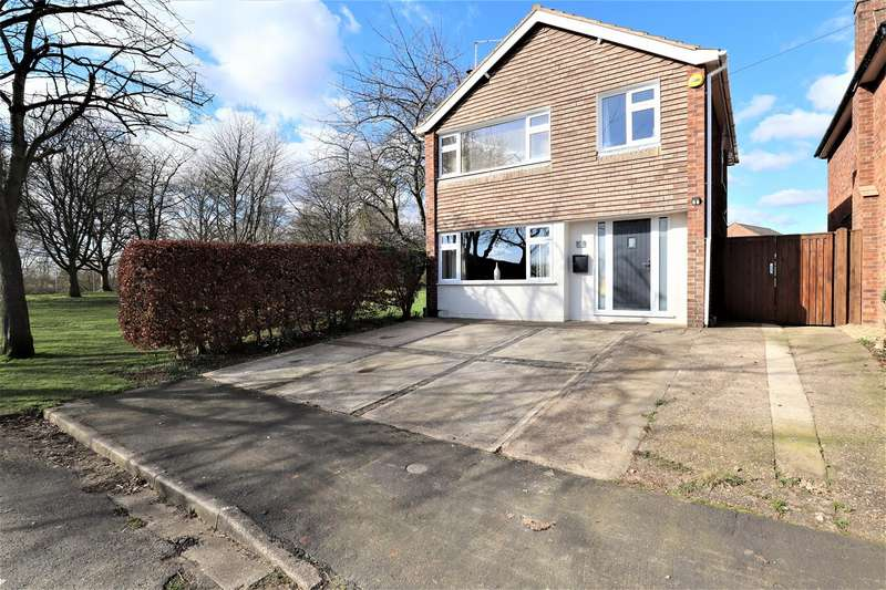 3 Bedrooms Detached House for sale in Garratt Close, Heighington, Lincoln