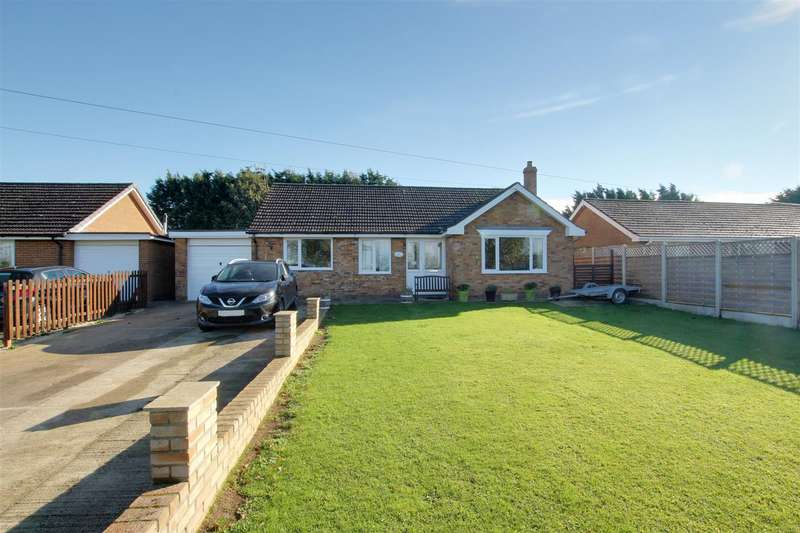 3 Bedrooms Detached Bungalow for sale in Rose Lane, Saleby