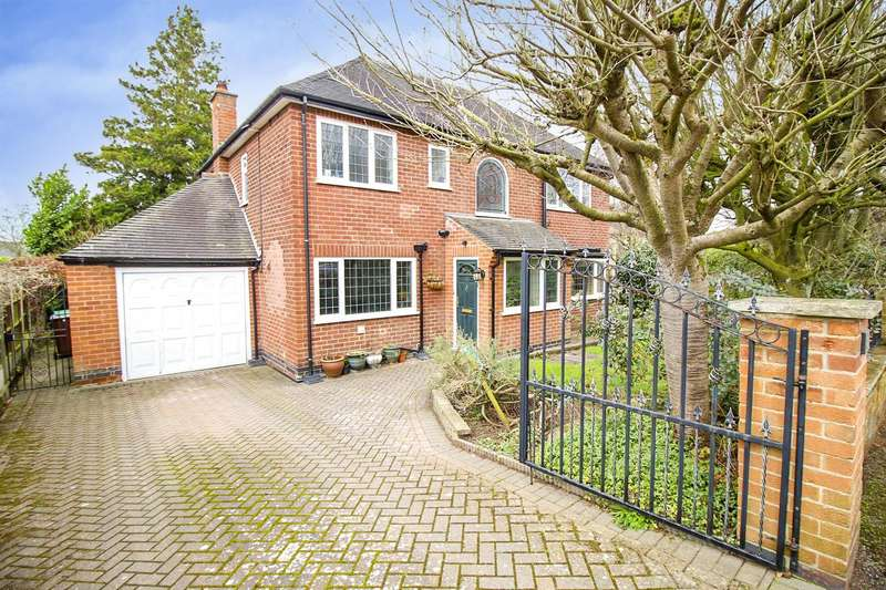 4 Bedrooms Detached House for sale in Parkside, Wollaton