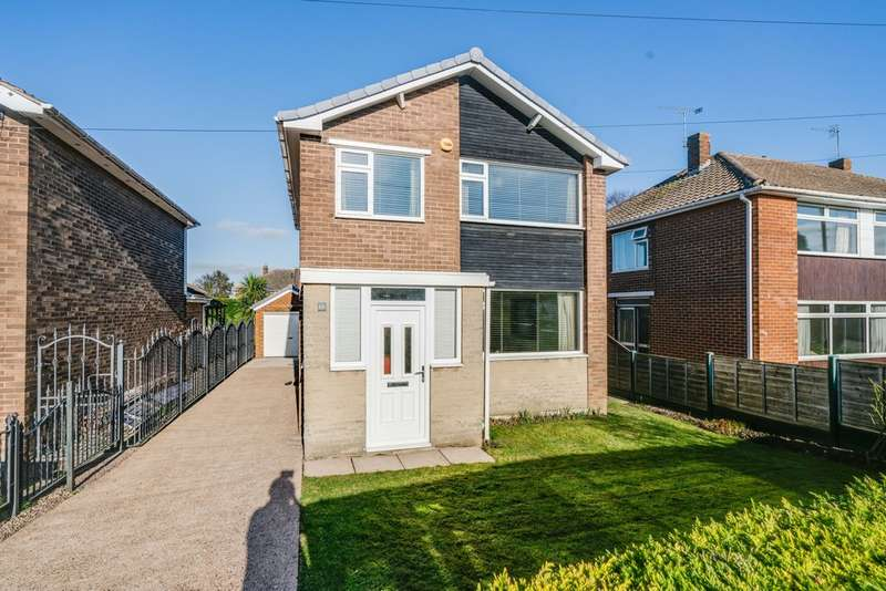 3 Bedrooms Detached House for sale in Northfield Lane, Wickersley