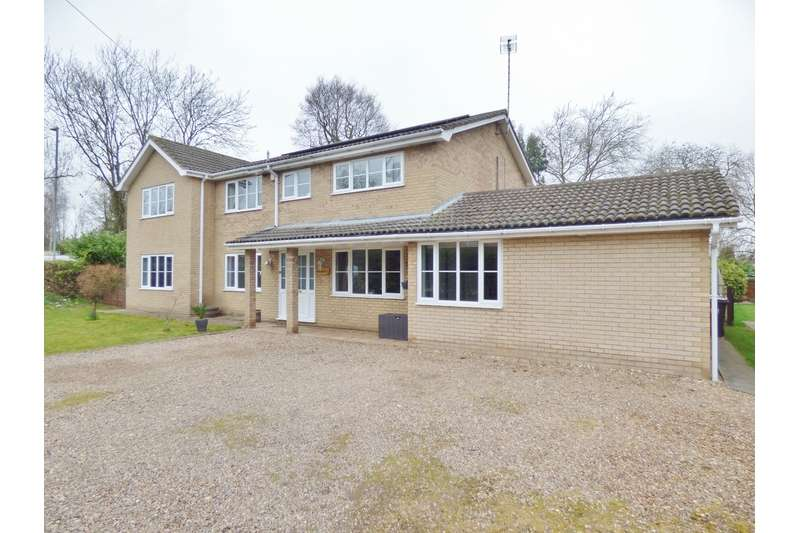 5 Bedrooms Detached House for sale in West Elloe Avenue, Spalding, Lincolnshire