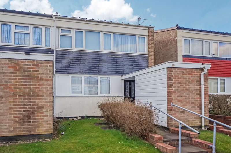 3 Bedrooms End Of Terrace House for sale in Sheppey Drive, Smithswood