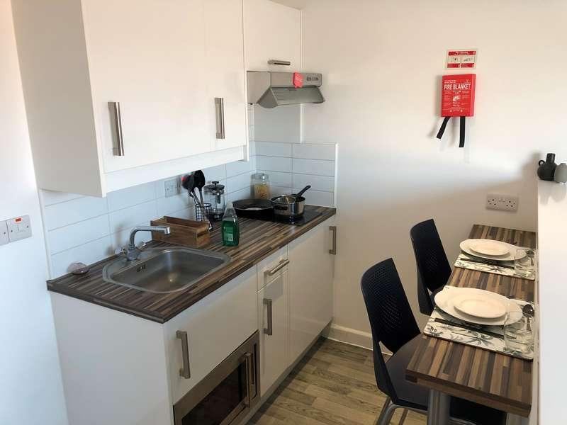 1 Bedroom Studio Flat for rent in Student Accomodation - Bills Included