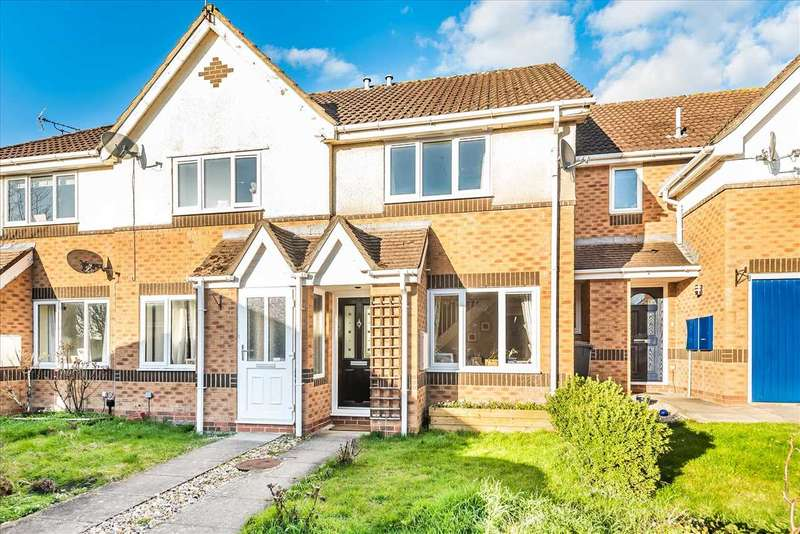 2 Bedrooms Terraced House for sale in Hackwood Close, Andover