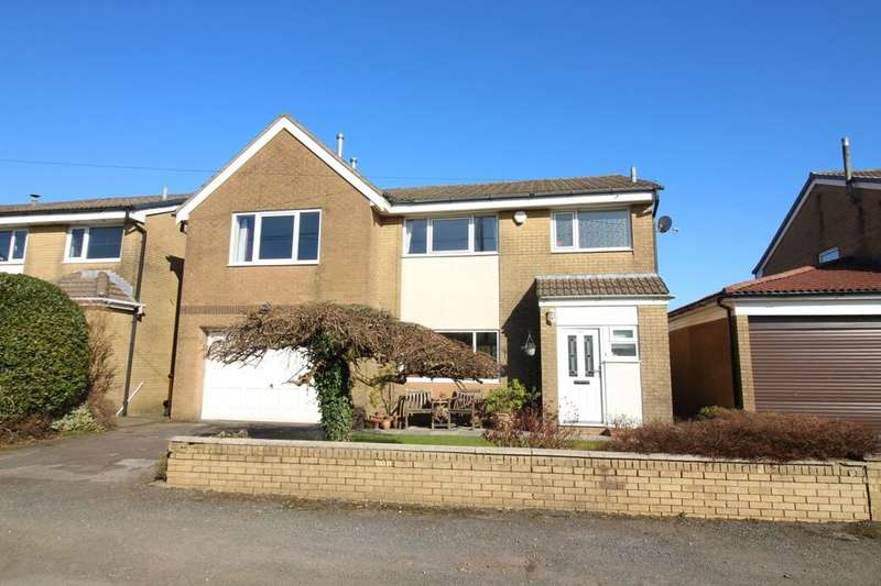 5 Bedrooms Detached House for sale in B Cann Street, Tottington, Bury, BL8