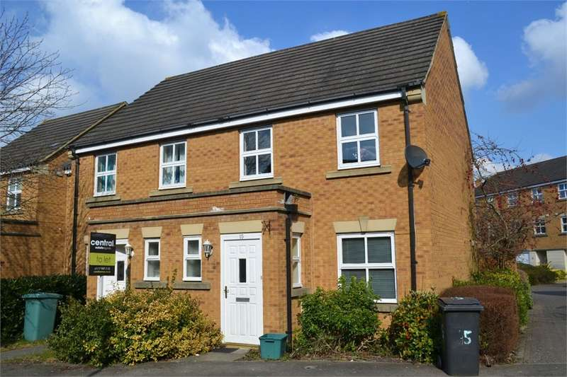 4 Bedrooms Semi Detached House for rent in Lancelot Road,, Stoke Park, Bristol