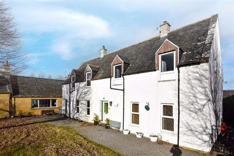 2 Bedrooms Semi Detached House for sale in Tomintoul