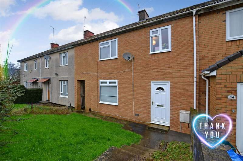 4 Bedrooms Terraced House for sale in Pawlett Road, Bristol, BS13 0DT