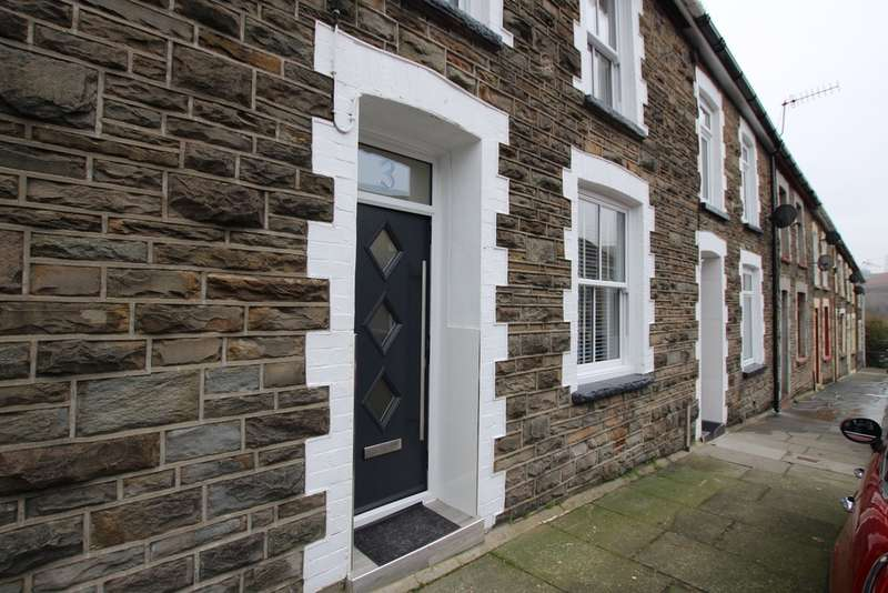 2 Bedrooms Terraced House for sale in New Street, Abercynon