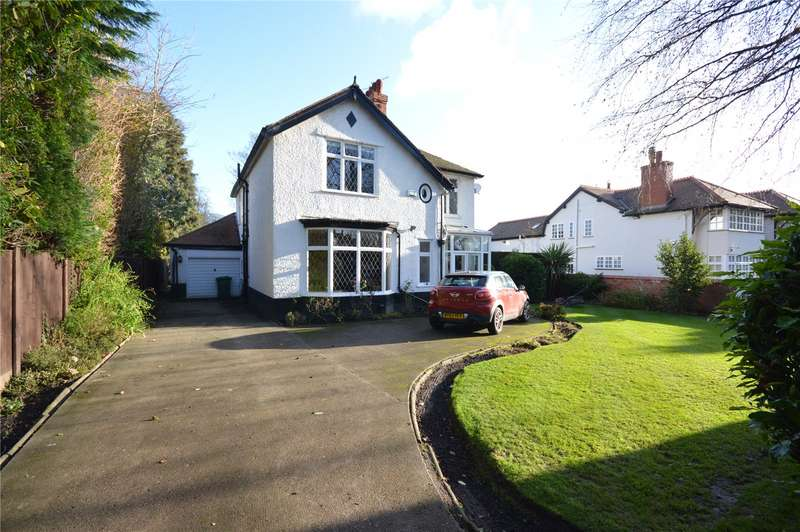 4 Bedrooms Detached House for sale in The Serpentine, Grassendale, Liverpool, L19