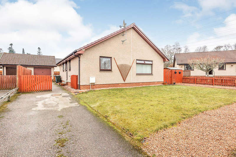 3 Bedrooms Detached Bungalow for sale in Birch Drive, Maryburgh, Dingwall, Highland, IV7