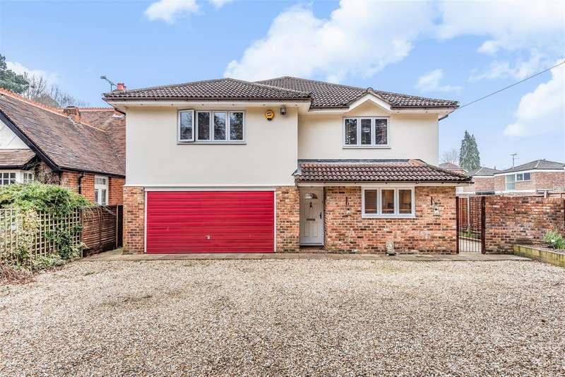 5 Bedrooms Detached House for sale in New Wokingham Road, Crowthorne, Berkshire, RG45 6JP
