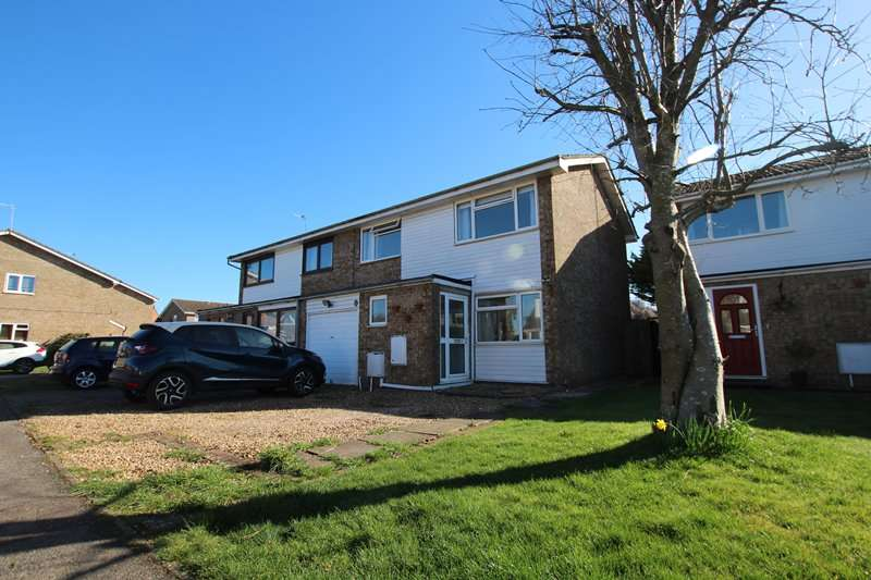 4 Bedrooms Semi Detached House for sale in Marston Raod, THAME, OX9