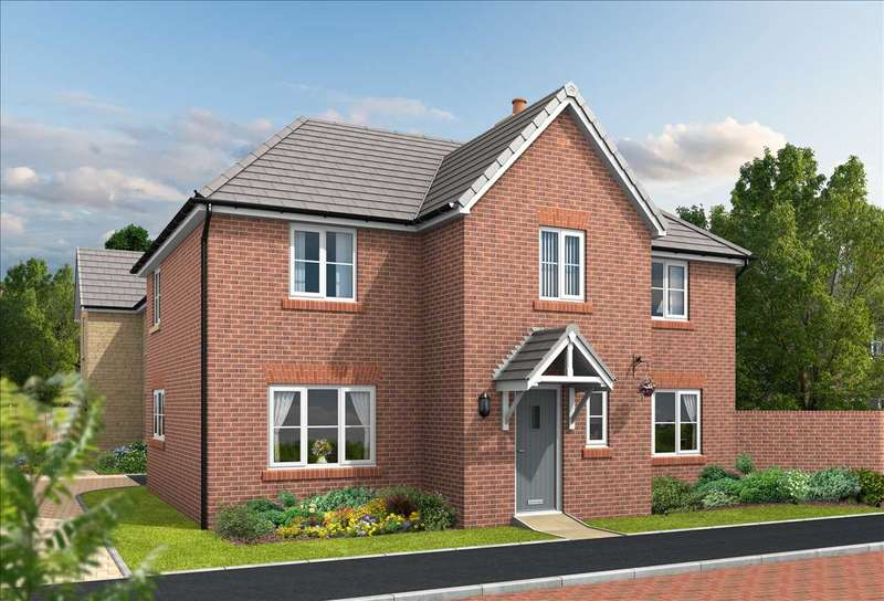 4 Bedrooms Detached House for sale in Dursley, Dursley