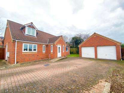4 Bedrooms Bungalow for sale in Jadella Close, Mansfield, Nottinghamshire