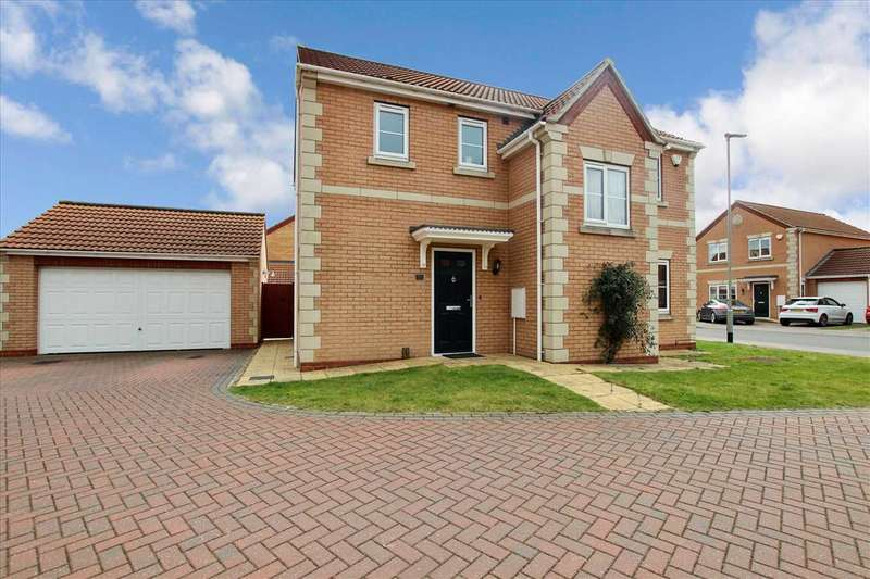 4 Bedrooms Detached House for sale in Harland Road, Lincoln, Lincoln