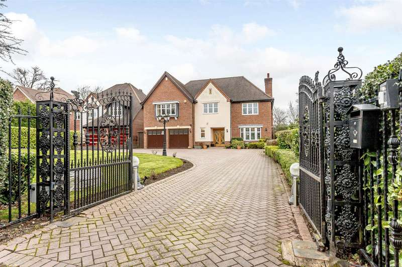 5 Bedrooms House for sale in Highbury Road, Sutton Coldfield