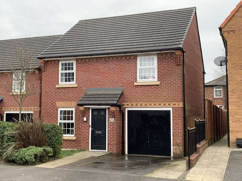 4 Bedrooms Detached House for sale in Cedar Gardens, Newton-le-Willows, Merseyside, WA12
