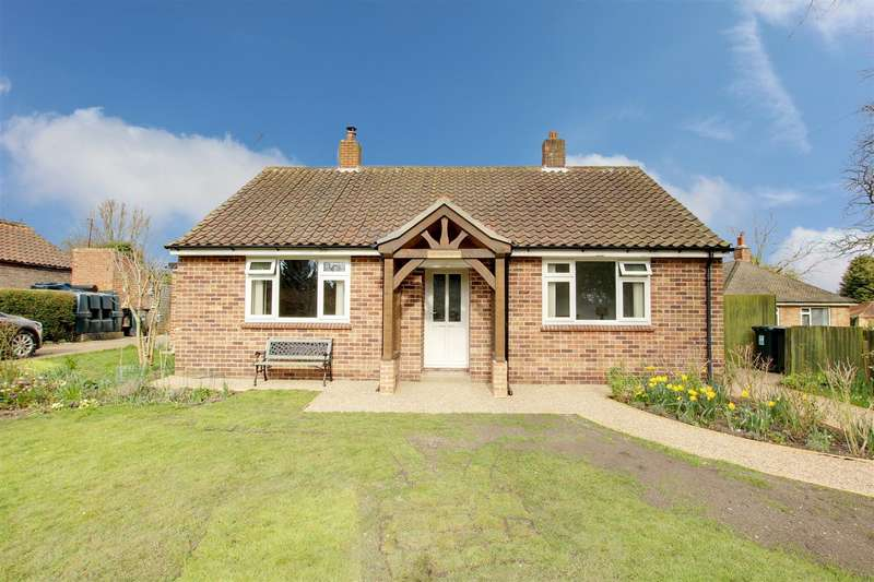 4 Bedrooms Detached Bungalow for sale in The Chestnuts, Church Lane, Willoughby