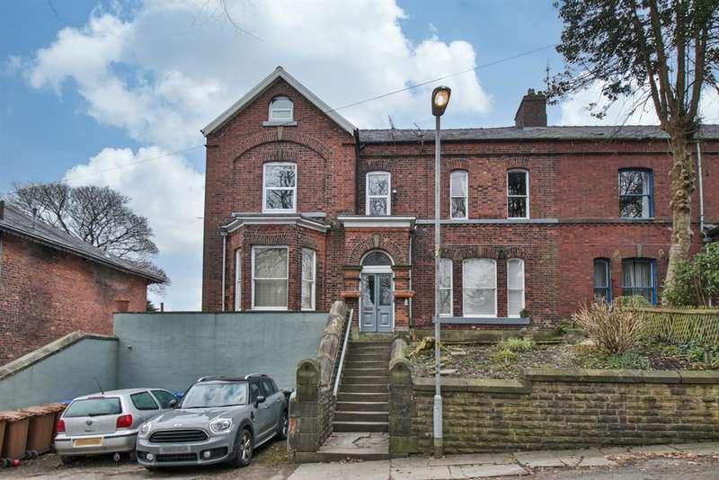3 Bedrooms Flat for sale in Oakenrod Hill, Rochdale, OL11 4ED