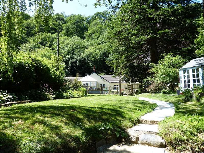 4 Bedrooms Semi Detached Bungalow for sale in Sequoia Waters, Llawhaden, Narberth, Pembrokeshire