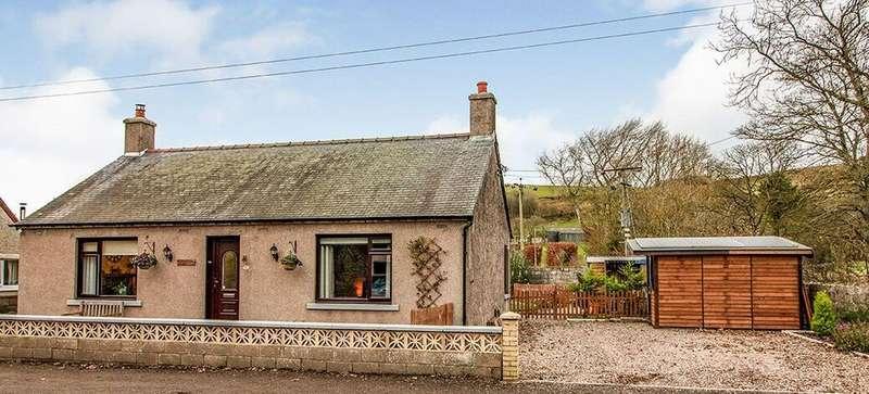 3 Bedrooms Detached Bungalow for sale in Wemyss Farm, Clocksbriggs, Forfar, DD8