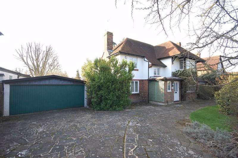 5 Bedrooms Detached House for sale in Church Avenue, Ruislip