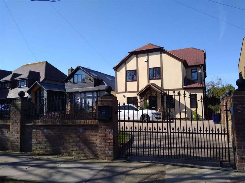 5 Bedrooms Detached House for sale in City Way, Rochester