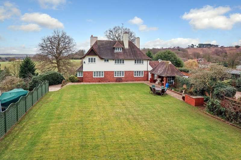 6 Bedrooms Detached House for sale in Pool Lane, Brocton, Stafford