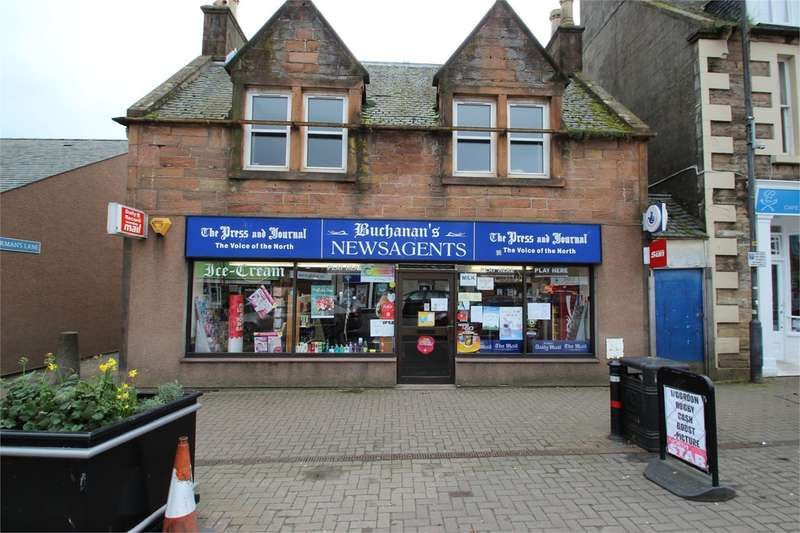 Commercial Property for sale in 88 High Street, Invergordon, IV18