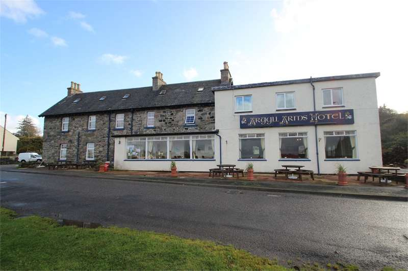 Hotel Commercial for sale in Bunessan, Isle of Mull, PA67