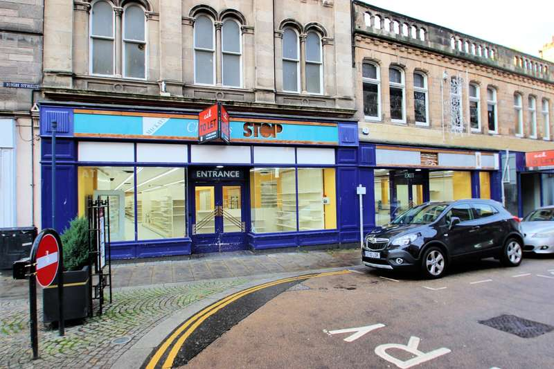 Serviced Office Commercial for rent in High Street, Elgin, IV30