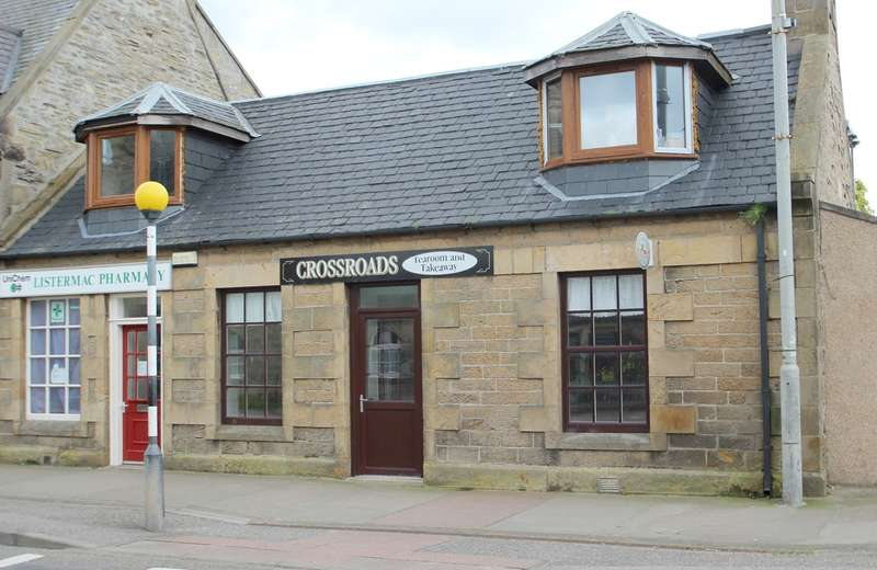 Commercial Property for sale in West Church Street, Buckie, AB56