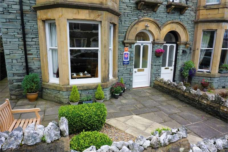 6 Bedrooms End Of Terrace House for sale in Ellergill Guest House, Stanger Street, Keswick